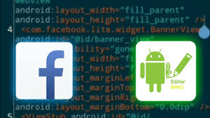 Fb Lite How To Mod Fb Lite Marquee With Apk Editor Pro