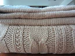 sweater fabric 50ci95 00 cotton chunky cable knit fabric sweater fabric blanket