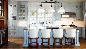 Distressed Kitchen Cabinets Blue Distressed Kitchen Cabinets Design Ideas