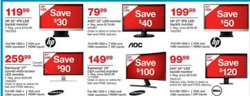 best online deals black friday best black friday monitor deals in 2015