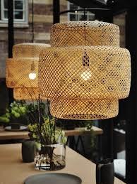 Bamboo Ceiling Light Ikea Sinnerlig Ceiling L Shade Bamboo In Totterdown Bristol