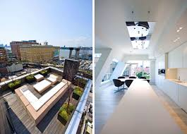 innocad u0027s ultra modern chelsea penthouse pays homage to marilyn