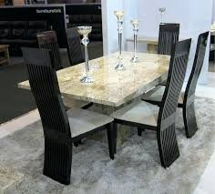 marble dining room table sets dining room narrow dining table set