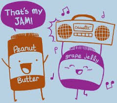 Peanut Butter Jelly Meme - peanut butter and grape jelly that s my jam t shirt tshirt groove