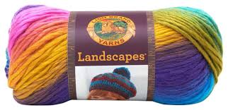 lion brand yarn 100 g 100 percent acrylic