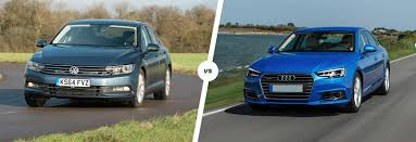 vw passat vs audi a4 u2013 which is best carwow