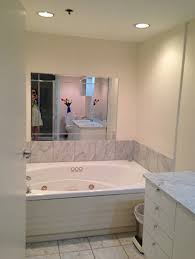 beautiful boston bath and that s a pottery barn chandy above the reclaimed gorgeous tub