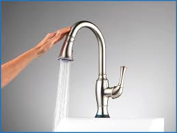 moen copper kitchen faucet touch faucets beautiful moen copper kitchen faucet padlords us