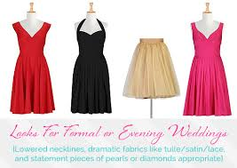 frugal fashion what should you wear to a wedding