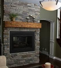 fireplace echo ridge southern ledgestone cultured stone