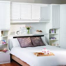 White Bedroom Wall Unit Bedroom Furniture Bedroom Wardrobes Bedroom Wall Storage White