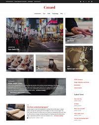 canard theme u2014 wordpress com