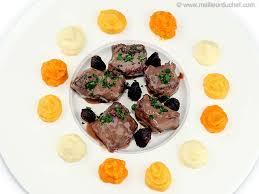 comment cuisiner du cerf cerf aux morilles et foie gras recette de cuisine avec photos