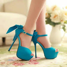 Light Blue High Heels Blue Heels Blue Valentine Blue Heels 2013 Fashion High Heels