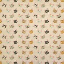 Cat Wrapping Paper Cat Faces Kraft Present Gift Wrap Wrapping Paper Ebay
