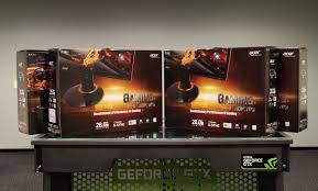 geforce garage cross desk series video 8 how to set up geforce garage cross desk series video 8 how to set up multiple monitors