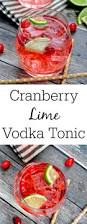 vodka tonic cranberry lime vodka tonic my suburban kitchen