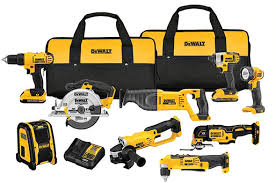 home depot combo tool black friday black friday deal of the day dewalt 20v max 9pc combo kit for 499