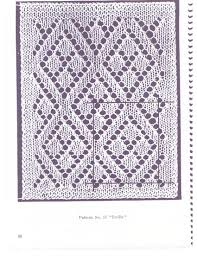 summer of lace trellis and flowers stole by alice scherp sheep
