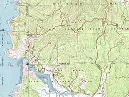 Oregon Coastline Map by The Three Best Trails To Hike On The Oregon Coast Oregon Outside
