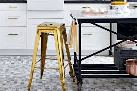 How To Make A Kitchen Island How One Couple Used Ikea Finnvard Trestle Legs To Make A Kitchen