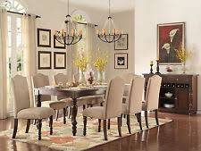 Traditional Dining Room Sets by 9 Piece Dining Room Set Ebay