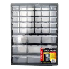 multi drawer storage organiser cabinet garage home diy tools 12