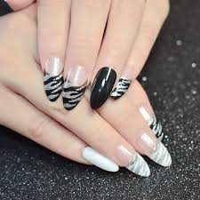 online buy wholesale white french nails tips clear white from