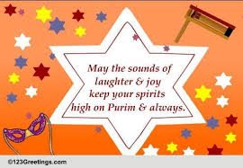 purim cards keep your spirits high free purim ecards greeting cards 123