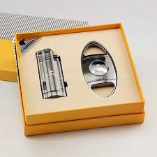 Cigar Gift Set Jet Flame Picture More Detailed Picture About Cohiba Beautiful