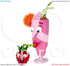 strawberry margarita clipart royalty free rf clipart of beverages illustrations vector