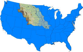map of missouri river the way of water missouri river basin water security threats from