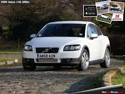 2009 volvo c30 photos and wallpapers trueautosite
