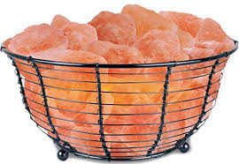 himalayan glow ionic crystal salt basket l the 5 best himalayan salt crystals ls product reviews and ratings
