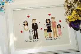 9th wedding anniversary gift 9th anniversary gift nine year anniversary 9th wedding