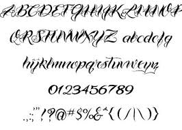 lettering font free lettering fonts designs tattoos