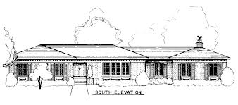 free ranch house plans 12 free french country house plans floor 4 bedroom ranch rear