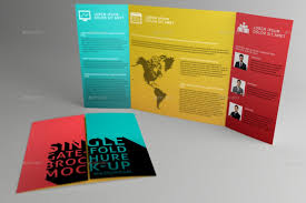 gate fold brochure template indesign gate fold brochures fieldstation co