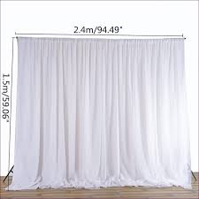 Buy Discount Curtains Furniture Amazing 63 Inch White Sheer Curtains Black And Grey