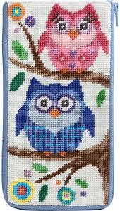 peterson birds of color needlepoint kit sz712