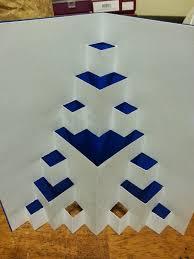 fractal christmas card kaleidoscope enrichment