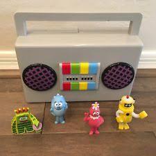 yo gabba gabba radio ebay