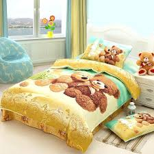Cute Twin Bed Comforters Bear Bed Sets U2013 Bookofmatches Co