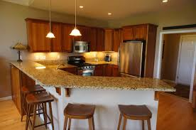 Granite Kitchen Islands Terrific Granite Kitchen Island With Seating Also Rustic Country