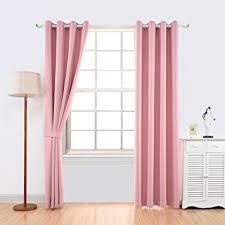 Insulated Curtains Amazon Amazon Com Yoja Thermal Insulated Window Treatment Blackout