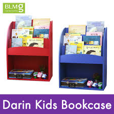 qoo10 blmg sg darin kids book case book shelf local delivery