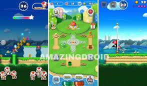 mario for android mario run android is available now amazingdroid