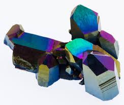 aura crystals aura crystals rainbow quartz cluster auracrystals