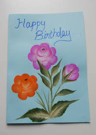 painting greeting cards in watercolor one stroke painting greeting card