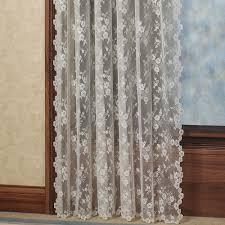 vintage bloom layered valance window treatment